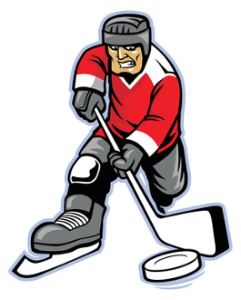 Adult Hockey MONDAY January 8th, 2018 11:45am - 1:00pm