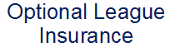 Optional League Insurance (Hockey/Soccer)