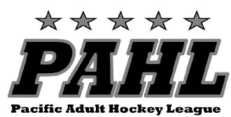 2019/2020 PAHL Men's 19+  Hockey League Deposit